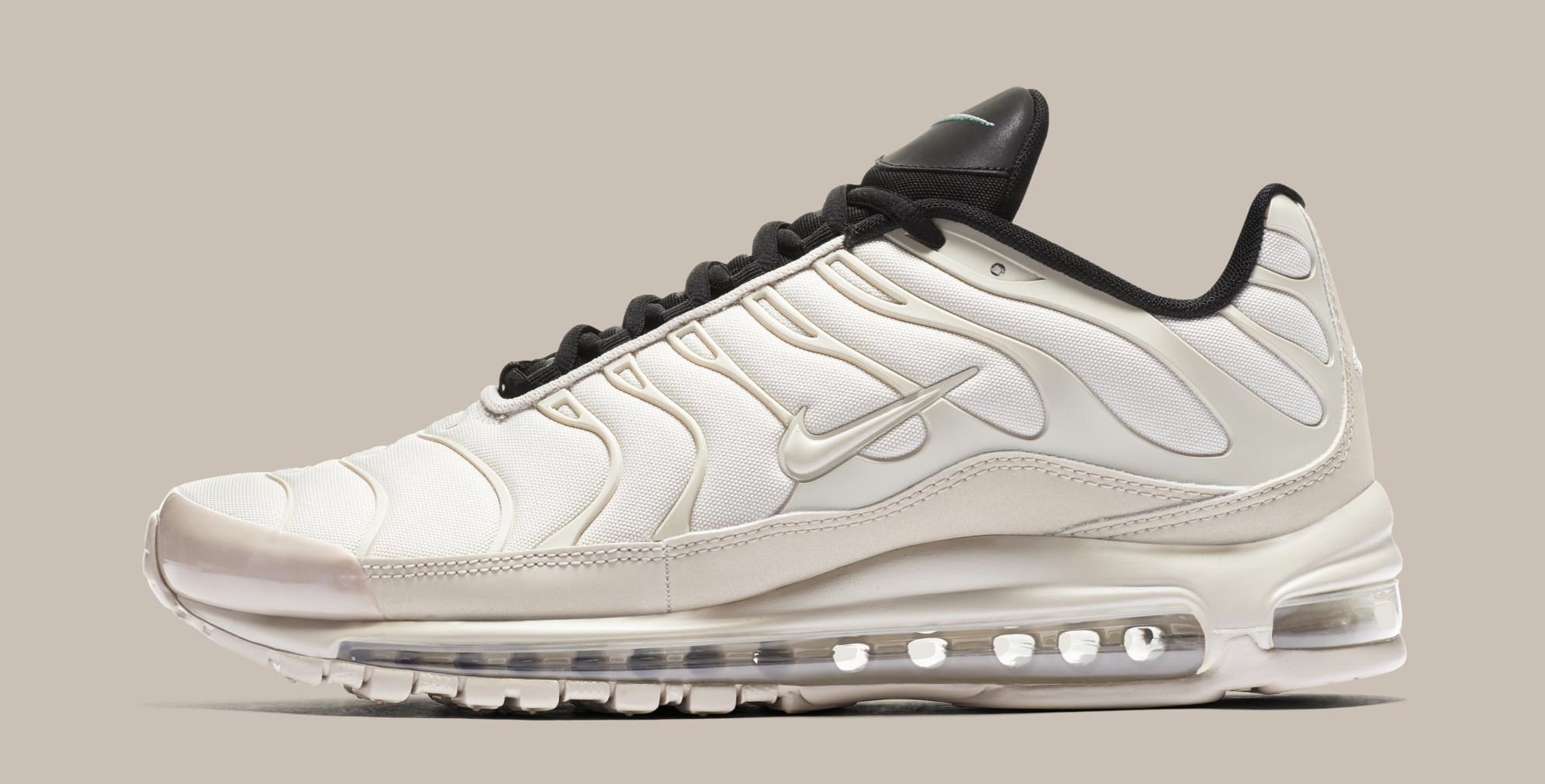 timeless design 2efe8 2a1e6 ... coupon code for nike air max 97 plus light orewood brown ah8144 101  lateral 11ddd be30a