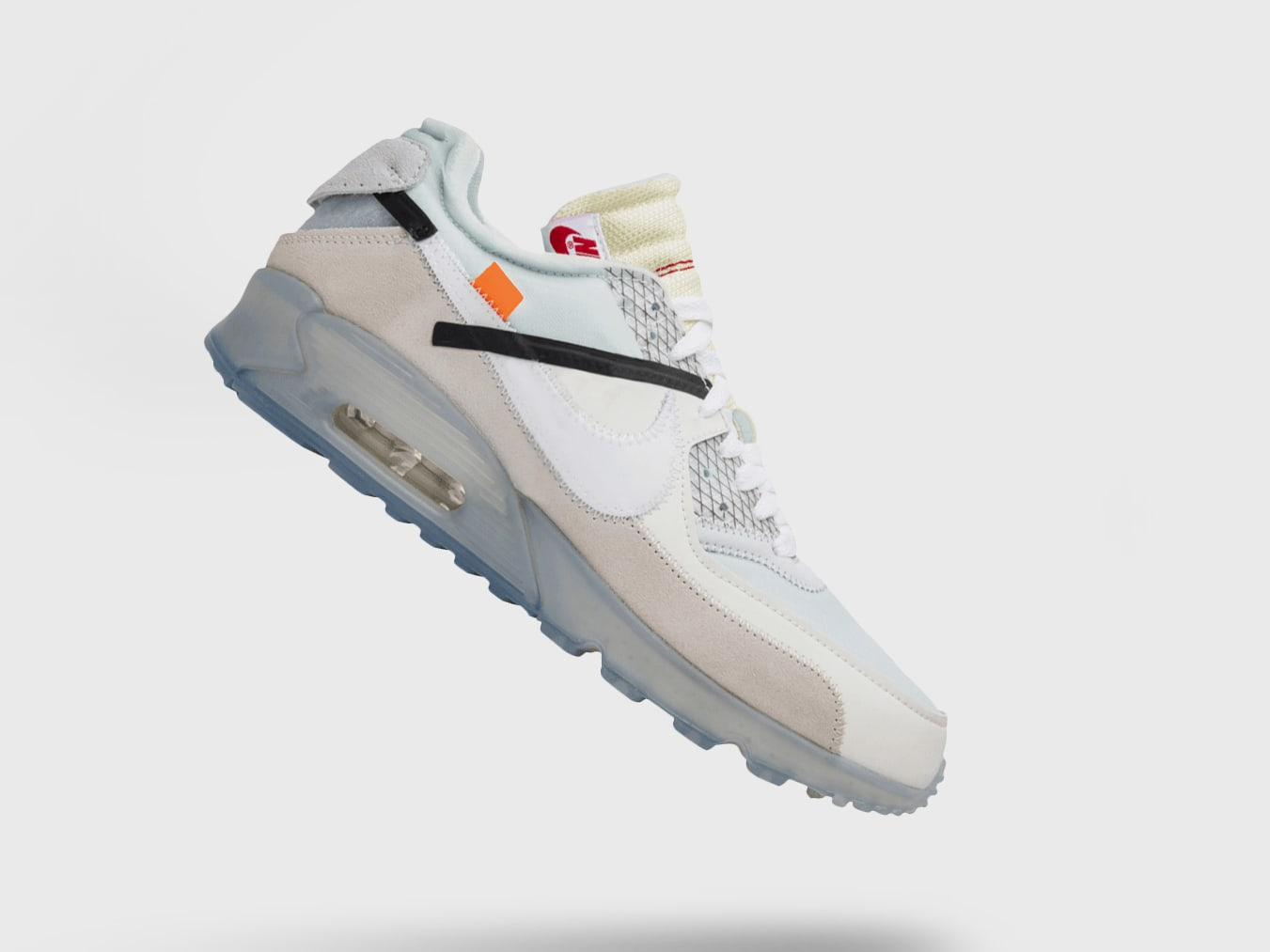 off-white x nike air max 90 'the ten'
