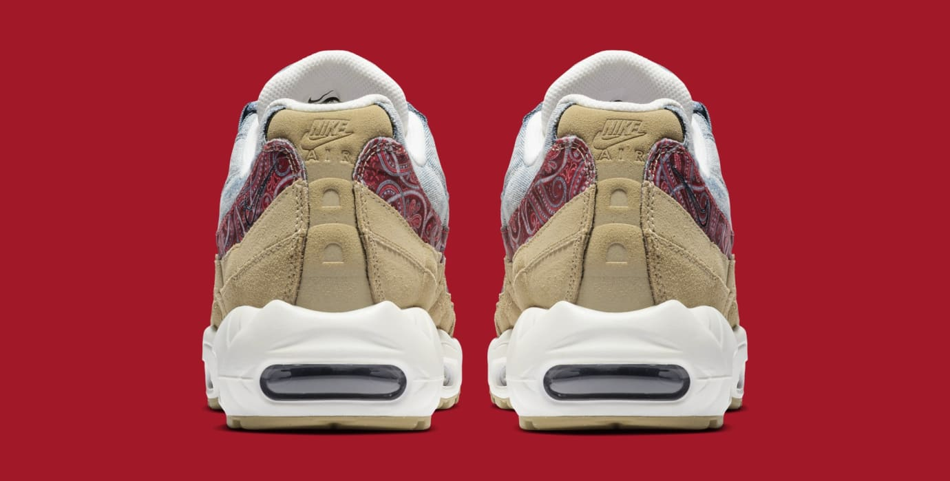 Nike Air Max 95 'Wild West' BV6059-200 (Heel)