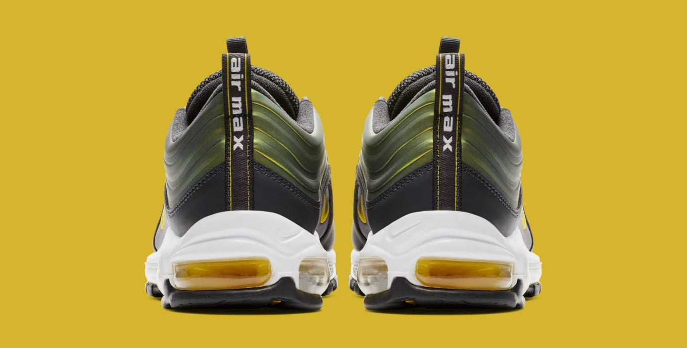 Nike Air Max 97 'Anthracite/Amarillo-Summit White' AV1165-002 (Heel)