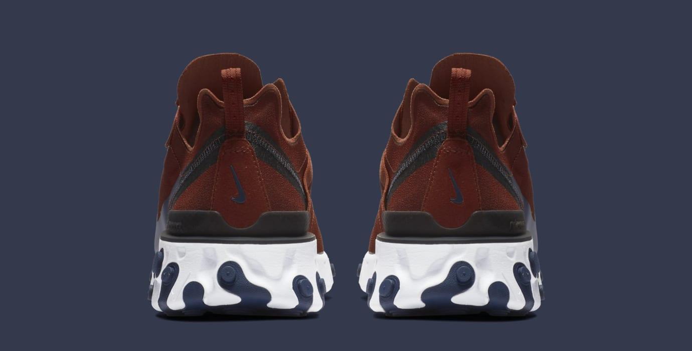 Nike React Element 55 'Brown' BQ6166-600 (Heel)