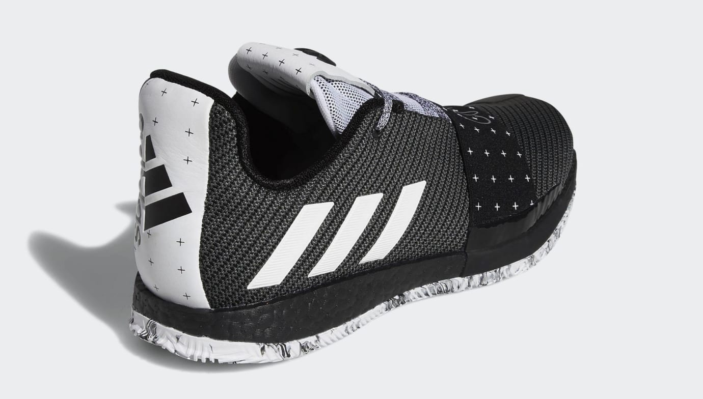 5ad5bff90346 Image via US 11 Adidas adidas-harden-vol-3-black-white-release-date-