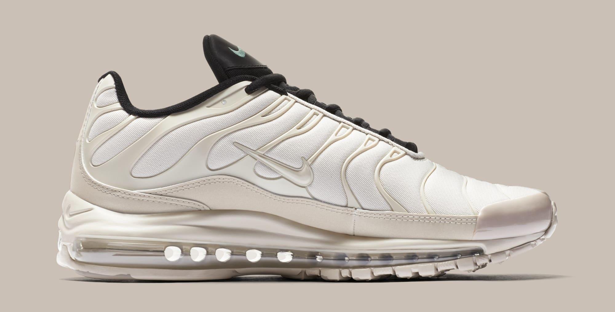 c93077d1328 Image via Nike Nike Air Max 97 Plus  Light Orewood Brown  AH8144-101 (Medial