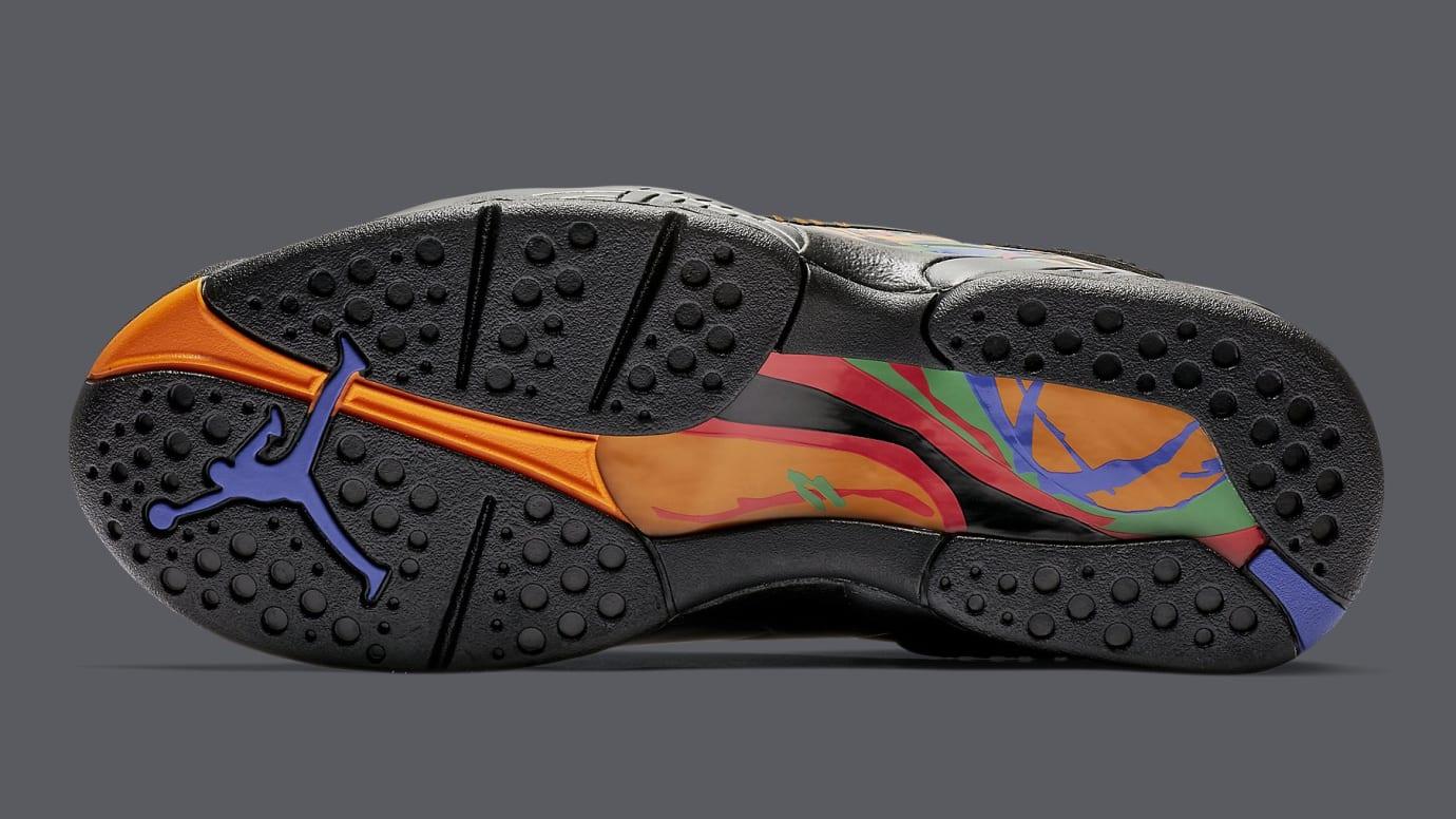 9824a9cc7bf1cd Image via Nike Air Jordan 8 VIII Tinker Air Raid Release Date 305381-004  Sole