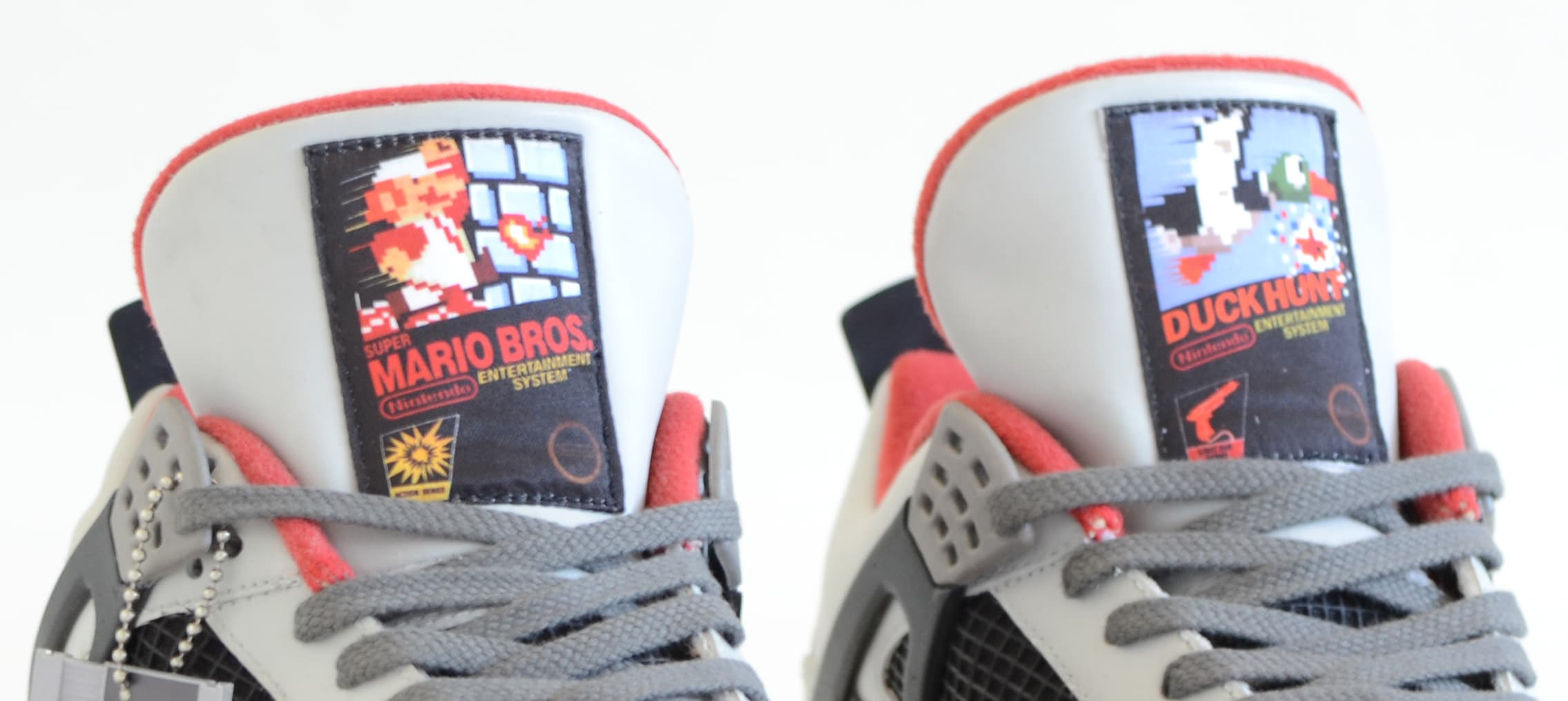 Air Jordan 4 Nintendo Custom (4)