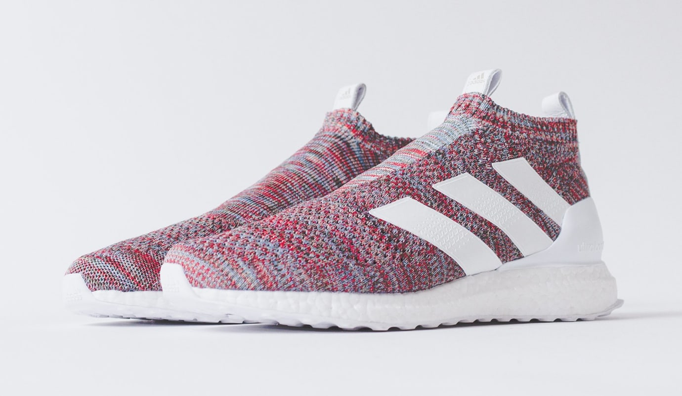 Kith x Adidas Soccer Ace 16+ Purecontrol Ultra Boost (Pair)