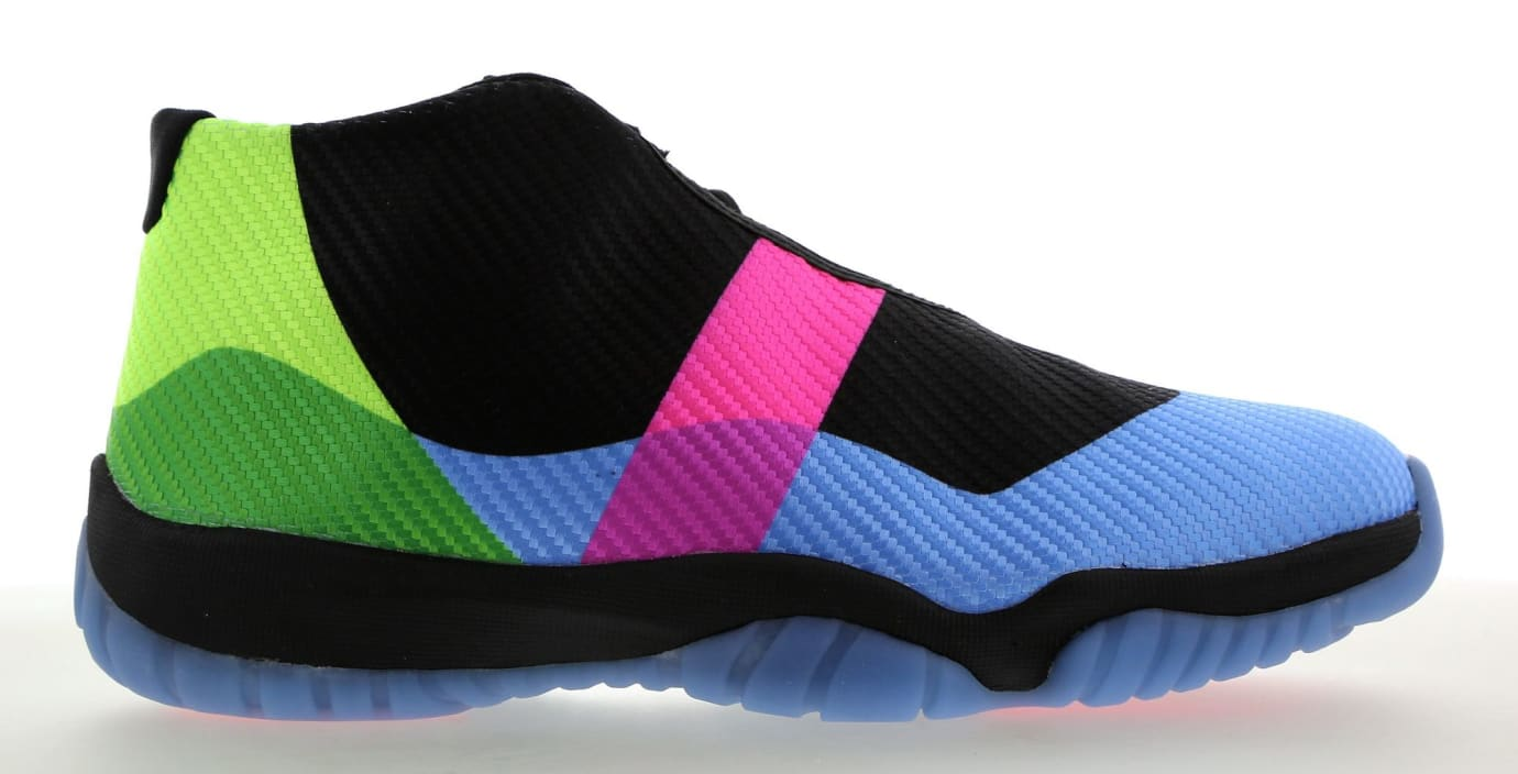Jordan Future 'Quai 54' AT9191-001 (Lateral)