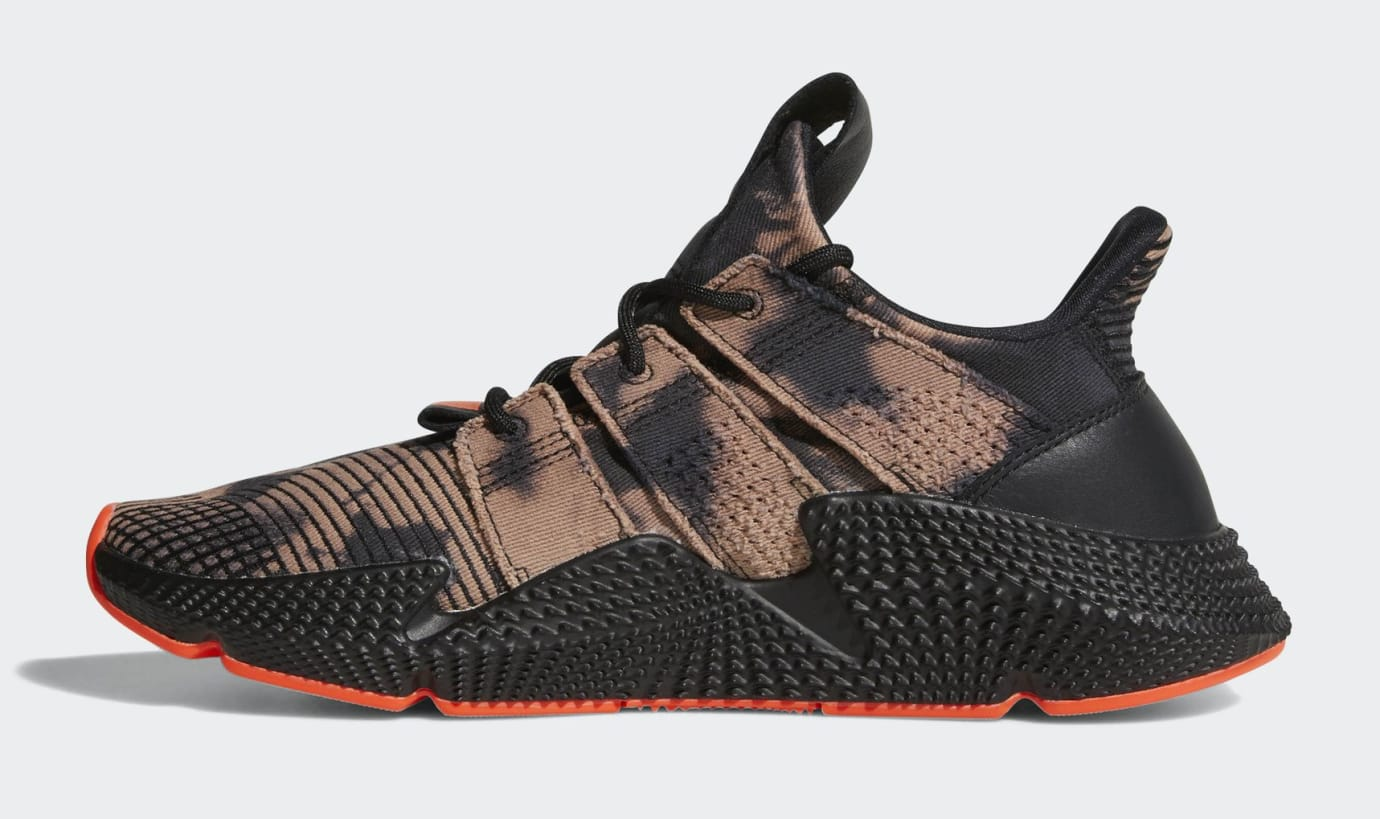 96aa26e5a3d59 ebay adidas originals prophere bleached core blacksolar red 8a64c b19a5