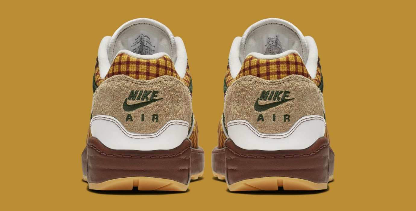 Laika Studios x Nike Air Max 1 Susan 'Missing Link' CK6643-100 (Heel)