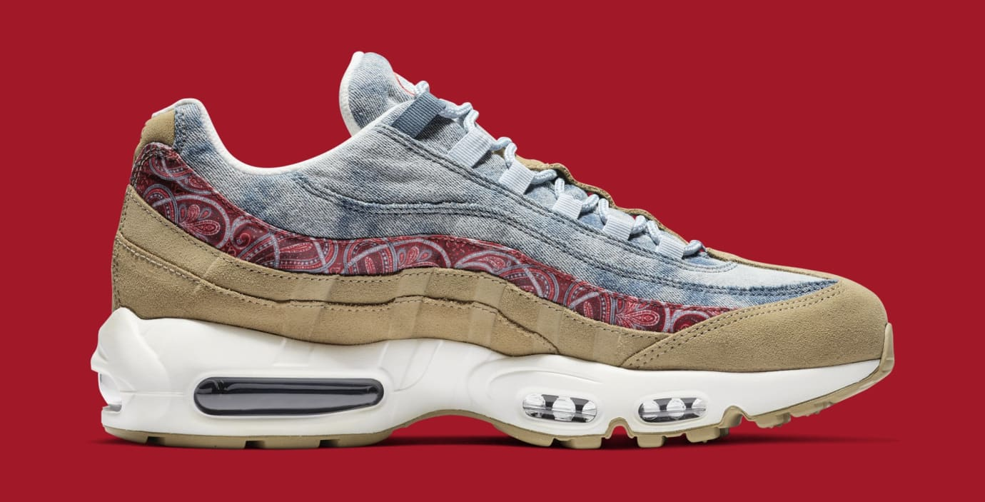 Nike Air Max 95 'Wild West' BV6059-200 (Medial)