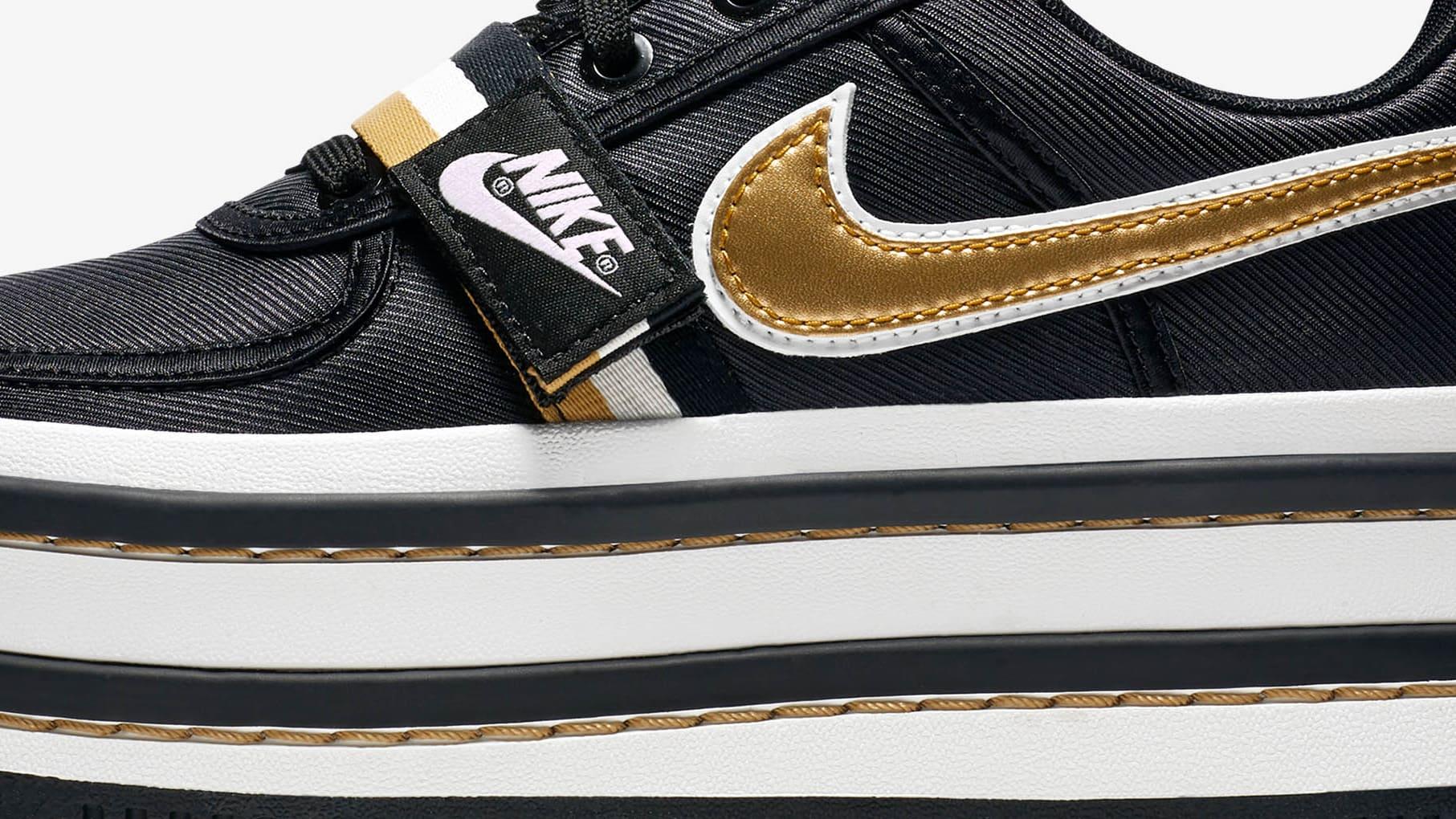 Image via Nike nike vandal 2k  black gold  aab19c67a