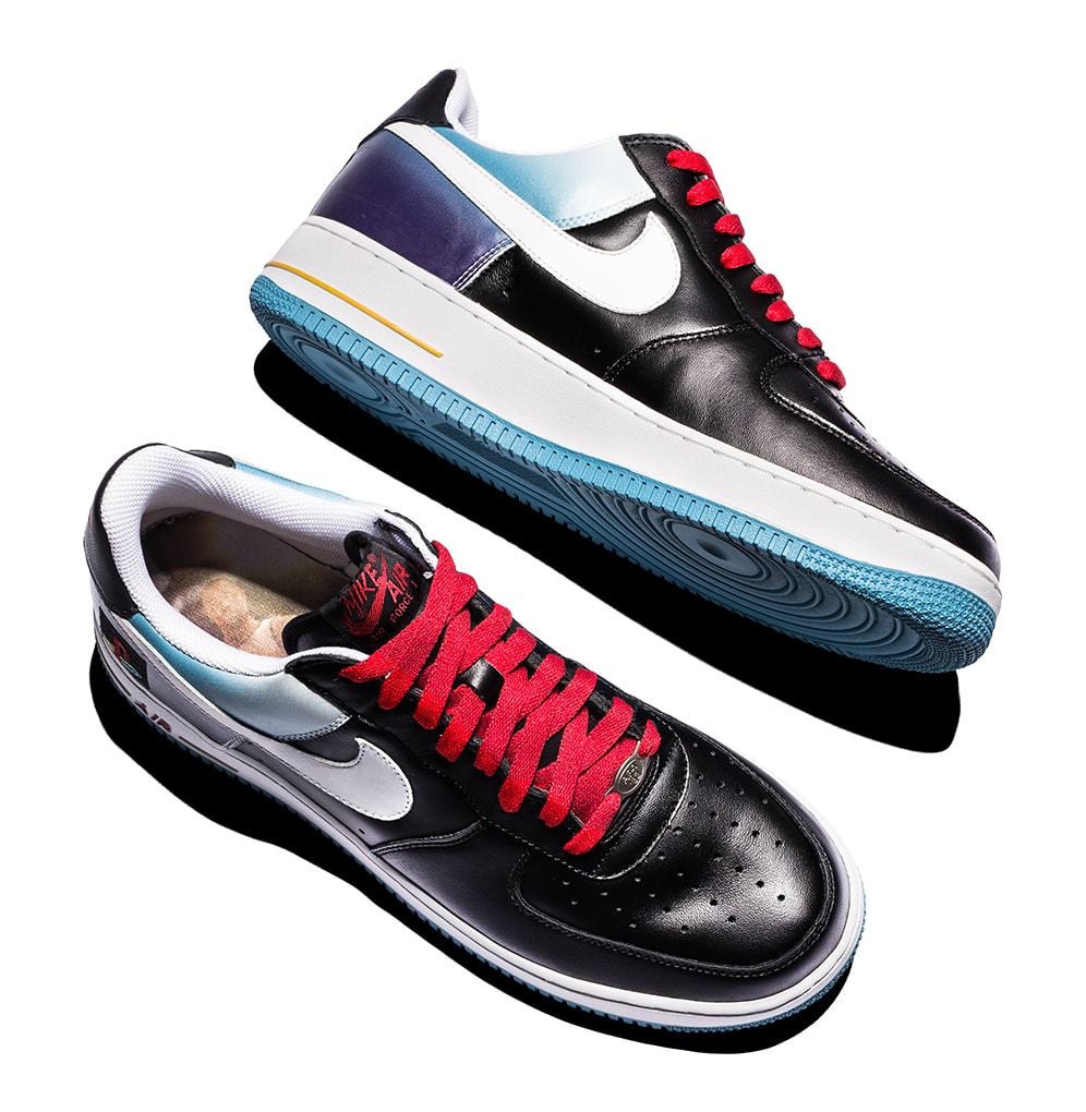 Playstation x Nike Air Force 1 Low (Leather)