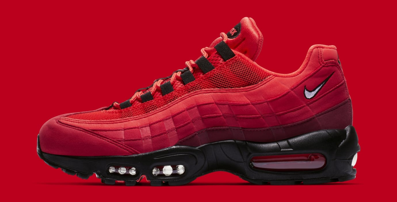 premium selection d2db1 b69eb Nike Air Max 95 'Habanero Red/Black-White' AT2865-600 ...