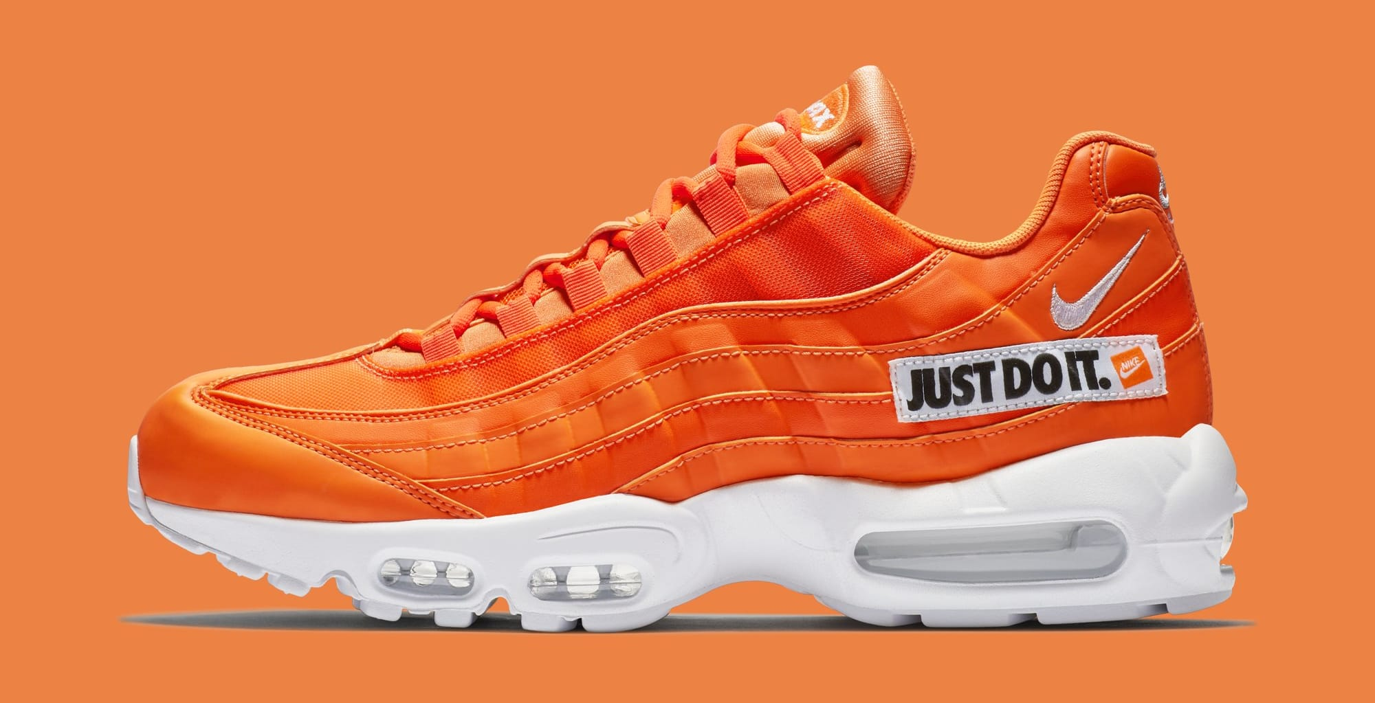 info for 3dc3f 789a7 Nike Air Max 95 Just Do It AV6246-800 (Lateral)