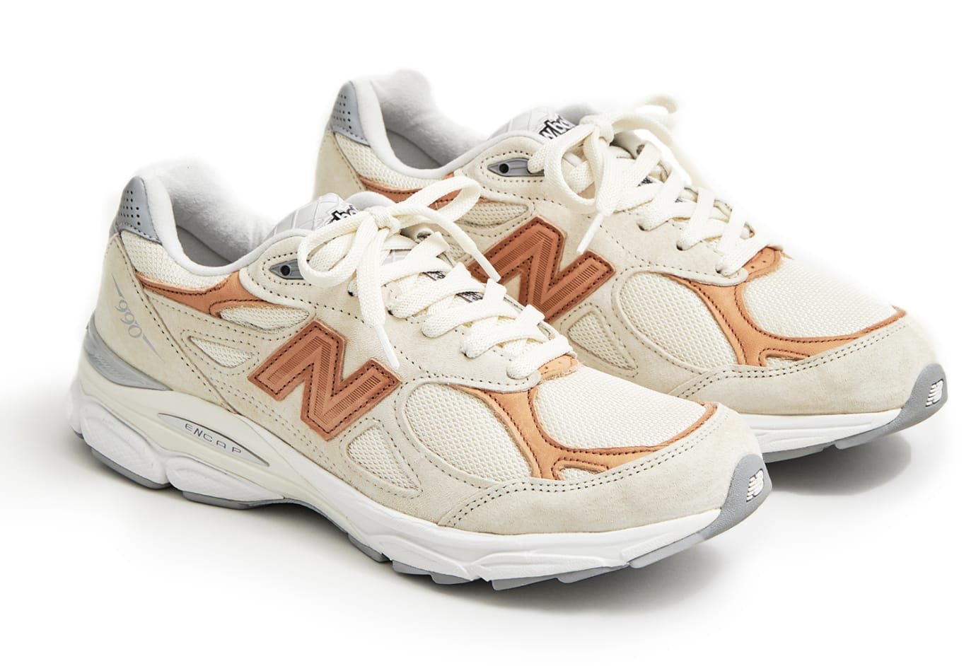 Todd Snyder x New Balance 990v3 'Pale Ale' (Pair)