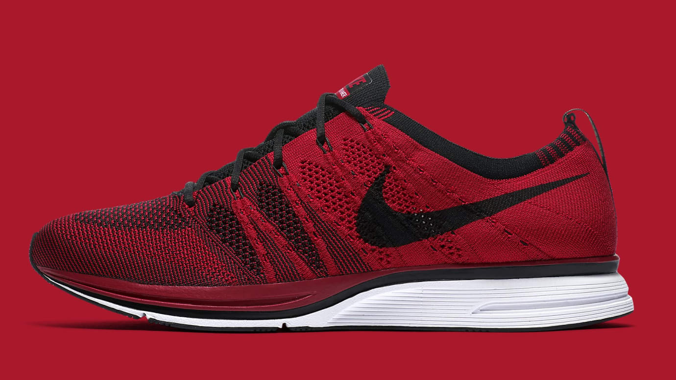 a334661954088 Nike Flyknit Trainer University Red Release Date Summer 2018 AH8396 ...