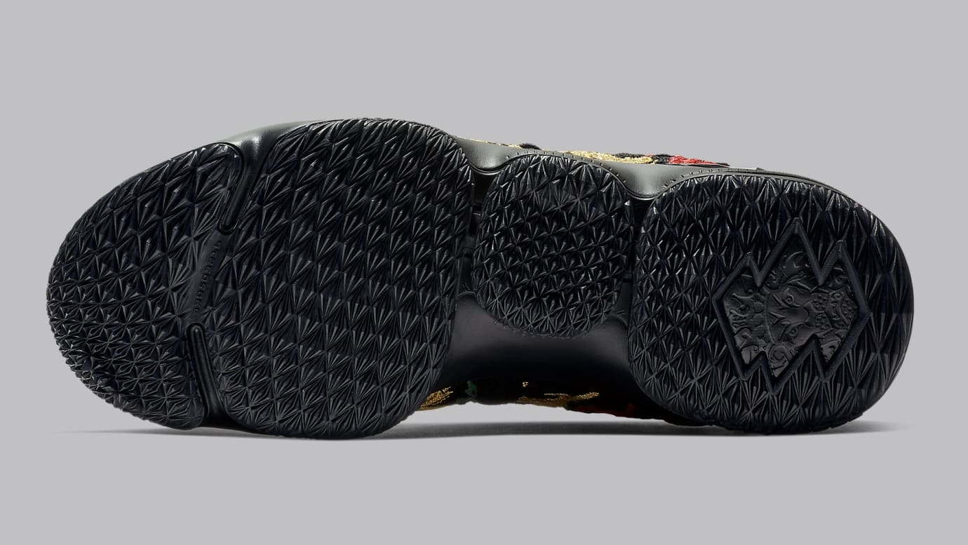 aaf5b3a4461 Kith x Nike LeBron 15  Closing Ceremony  Release Date AJ3936-002 ...