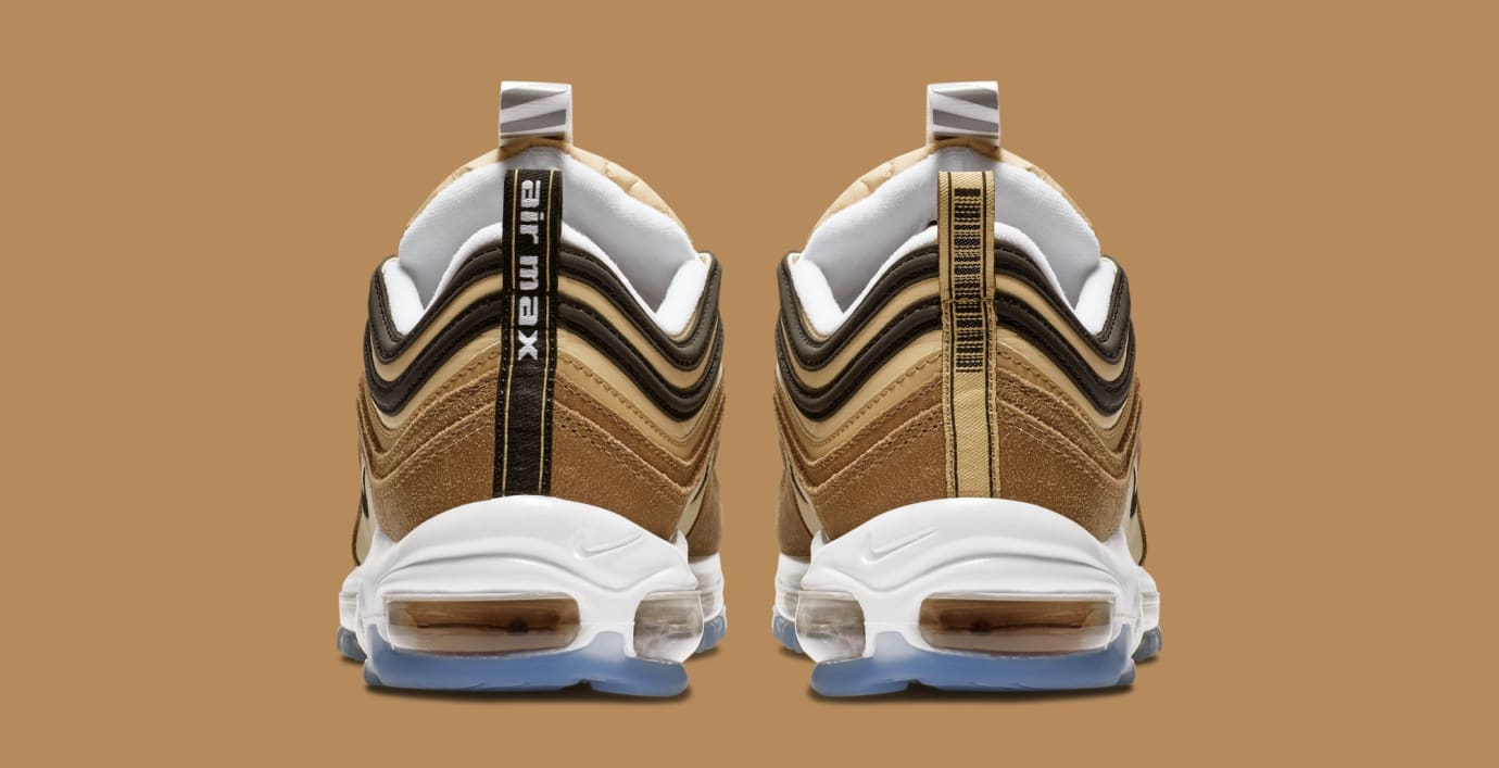 the best attitude bf9ec 08fc1 Image via Nike Nike Air Max 97  Ale Brown Black-Elemental Gold  921826-201