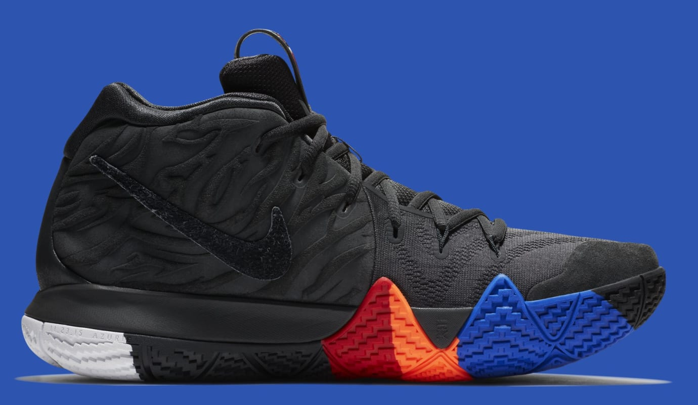 df04e7c0c459 Image via Nike Nike Kyrie 4  Year of the Monkey  943807-011 (Medial)