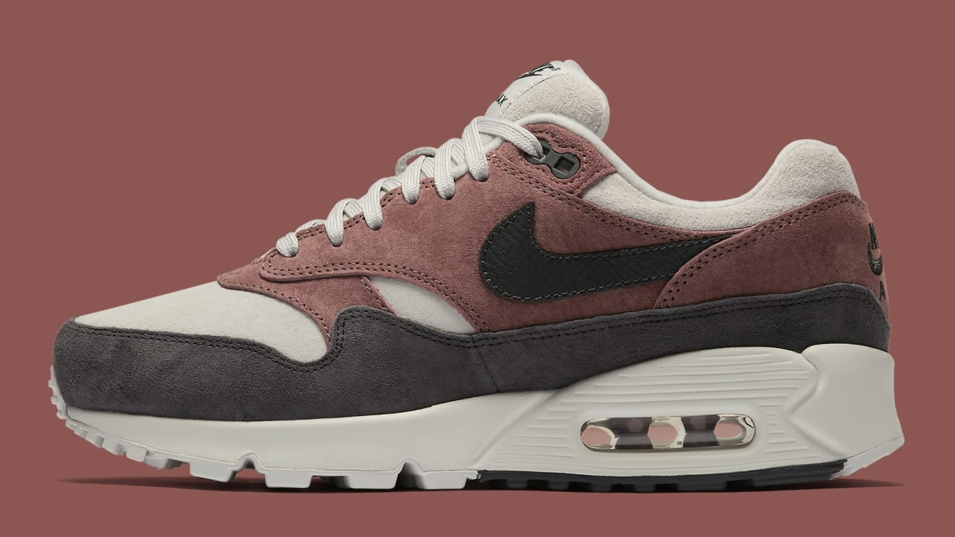 new arrival af96c 09175 Image via Nike Nike Air Max 90 1 WMNS Release Date AQ1273-200