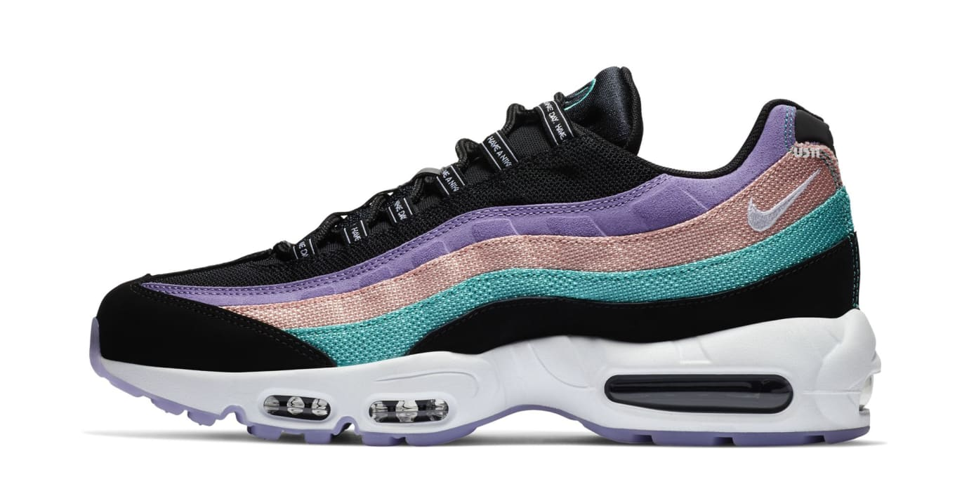 246f9f6454bb Image via p smirf · Nike Air Max 95  Have a Nike Day Multi  (Lateral)