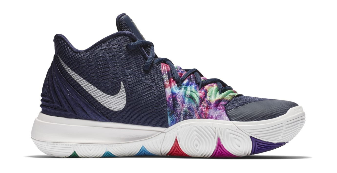 Nike Kyrie 5 'Multi-Color' (Medial)