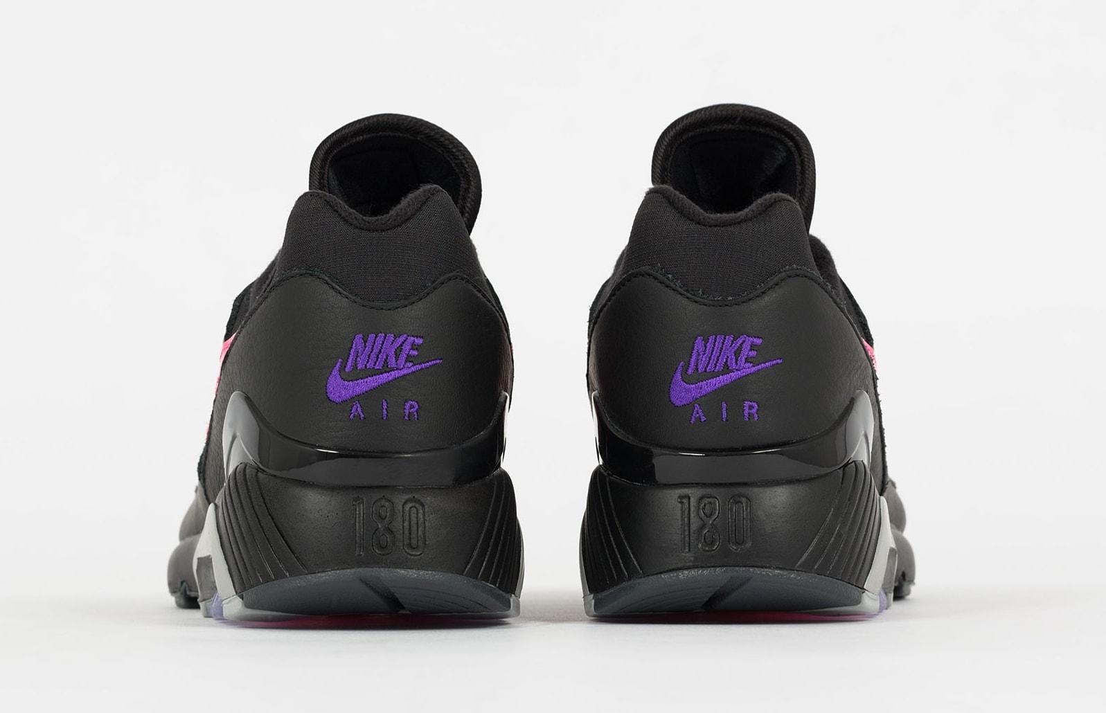 release date 70cea 1d3ce Nike Air Max 180 blackpink blastwolf grey - sommerprogramme.de