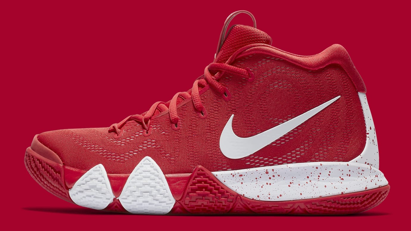 new product e971b 8b3f6 Nike Kyrie 4 Team Bank Release Date | Sole Collector