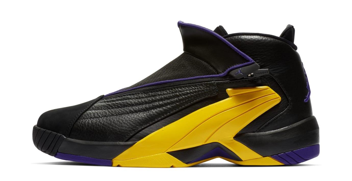 Jordan Jumpman Swift 'Lakers' (Lateral)