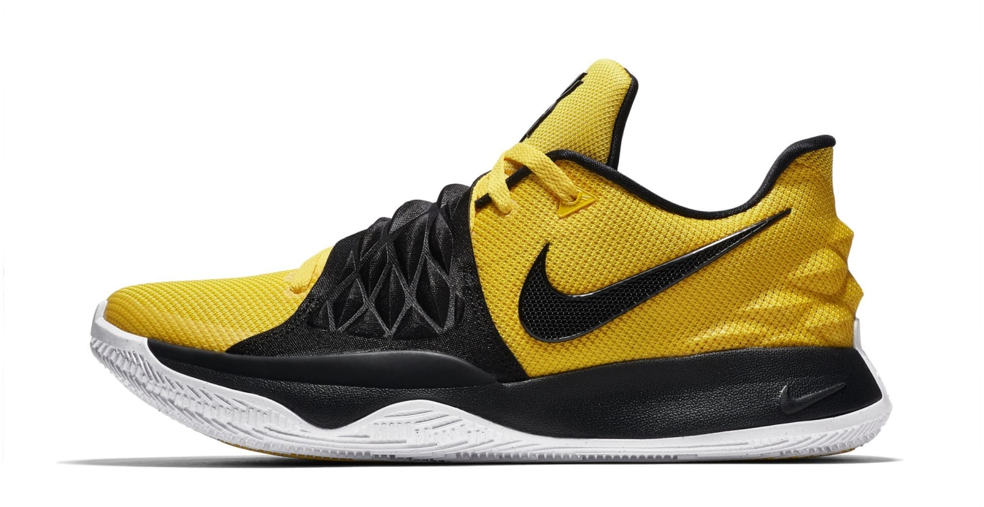 83eb2bf9ceb37 ... new style nike kyrie low amarillo black lateral 16566 6bd18