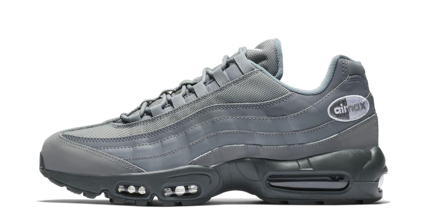 promo code b7dac 2d383 Nike Air Ma 95 Essential  Grey  (Lateral)