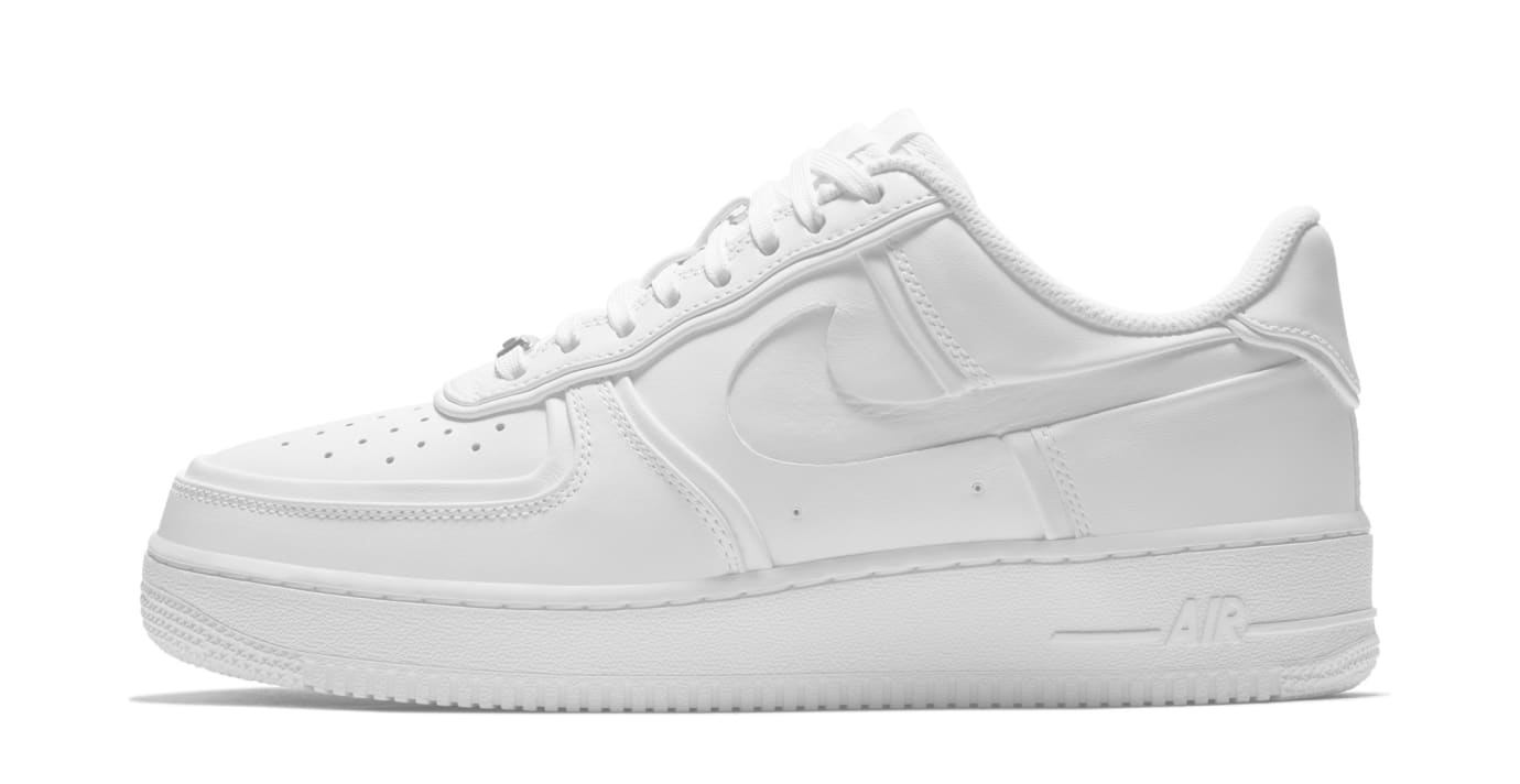 John Elliott x Nike Air Force 1 Low AO9291-100 (Lateral)
