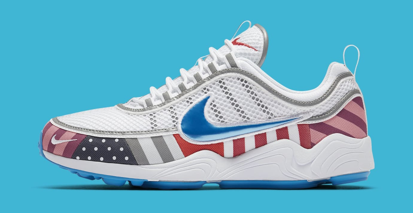 c78767aa02de Parra x Nike Air Zoom Spiridon AV4744-100 Release Date
