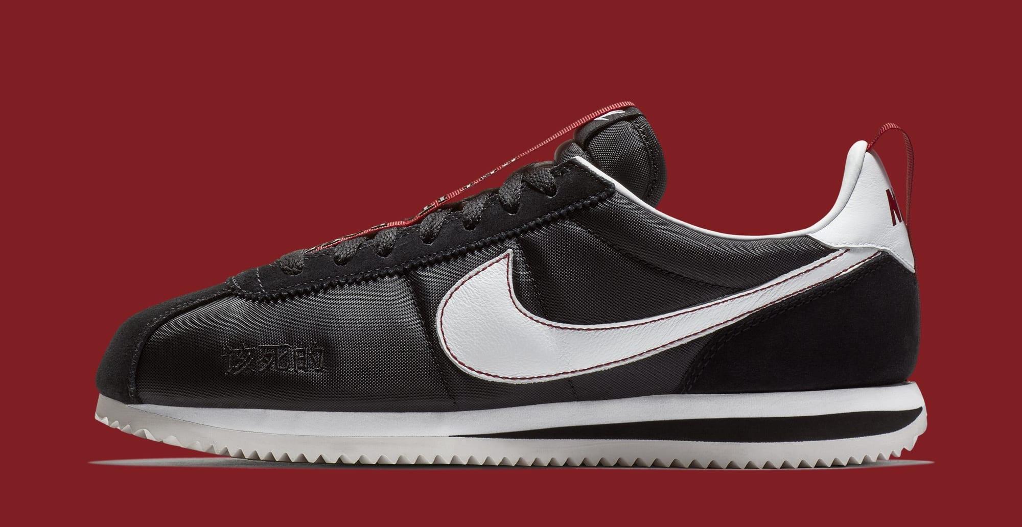Kendrick Lamar x Nike Cortez Kenny 3 BV0833-016 (Lateral)