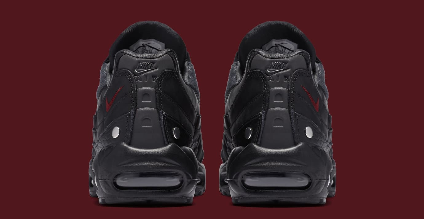 Nike Air Max 95 NRG 'Jacket Pack' AT6146-001 (Heel)