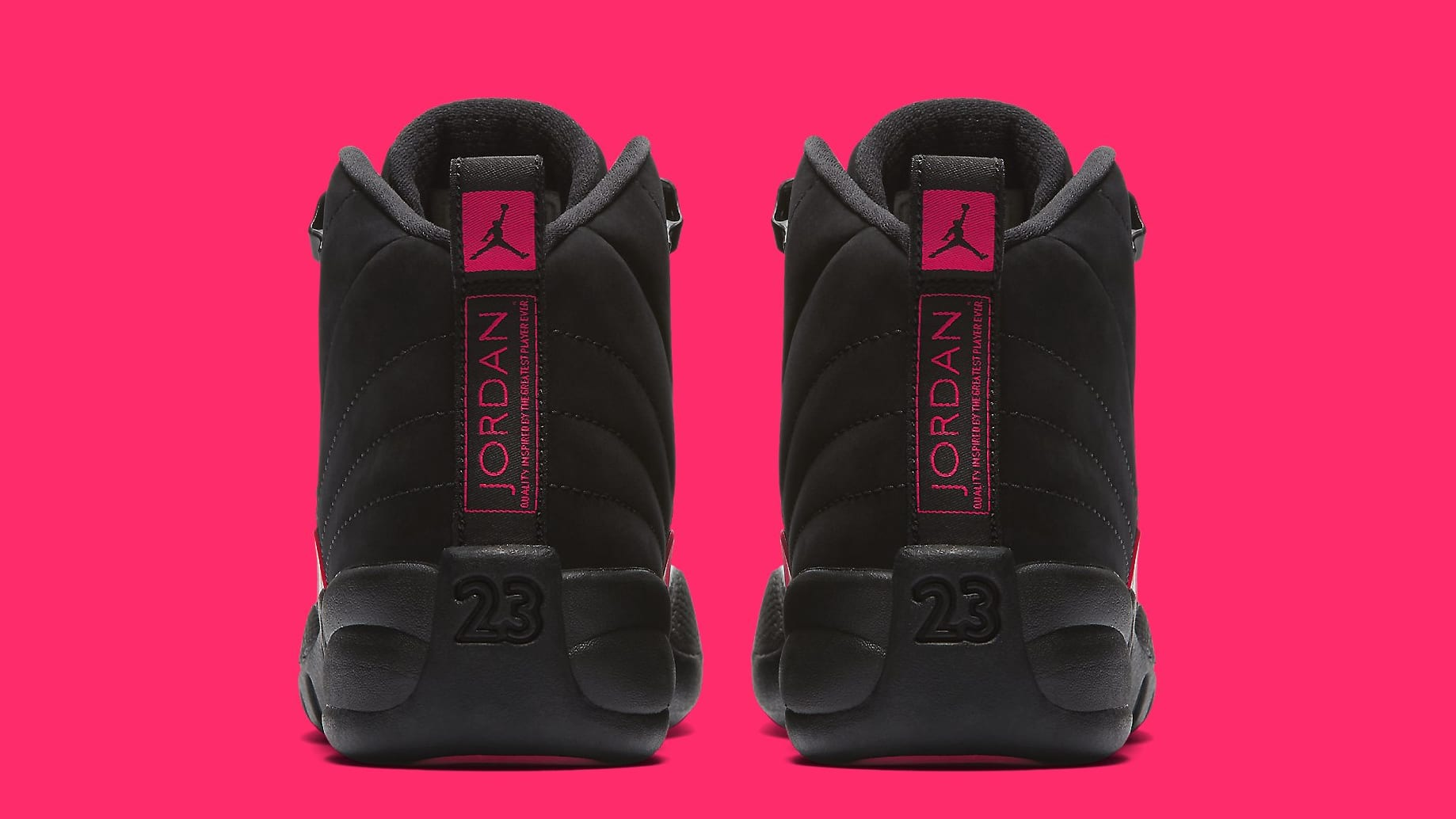 1f53133732f New Black and Pink Air Jordan 12s Dropping Next Week – DJScreamTV.com