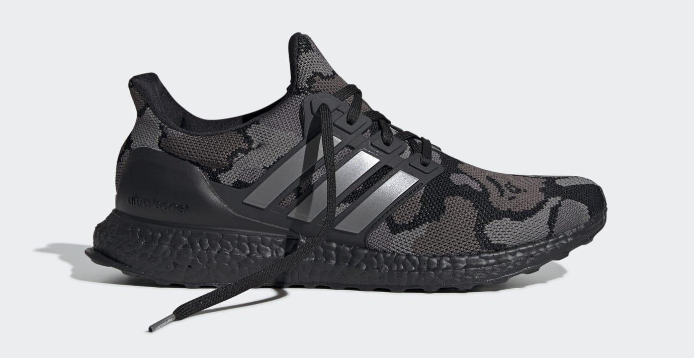 Bape x Adidas Ultra Boost G54784 (Lateral)