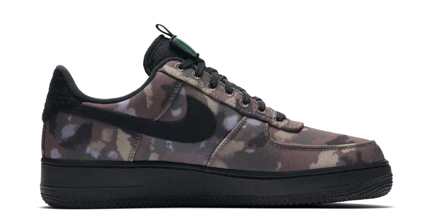 pretty nice 4cad3 b28ed Image via Nike Nike Air Force 1 Low  Italy Camo  AV7012-200 (Medial)