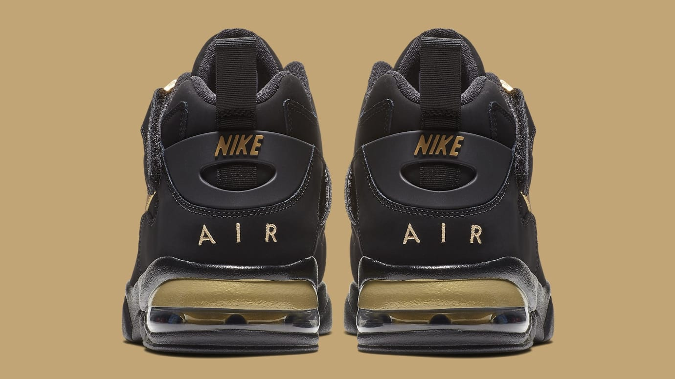 741a1ffc4a2a Nike Air Force Max CB  Metallic Gold  Release Date AJ7922-001 Fall ...