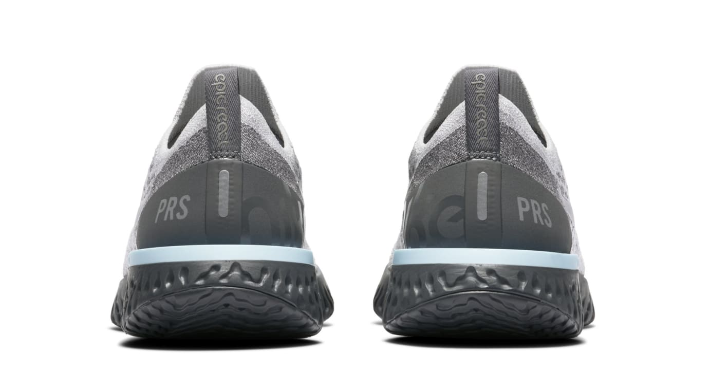 52137597c70 Image via Nike Nike Epic React Flyknit  Paris  AV7013-200 (Heel)