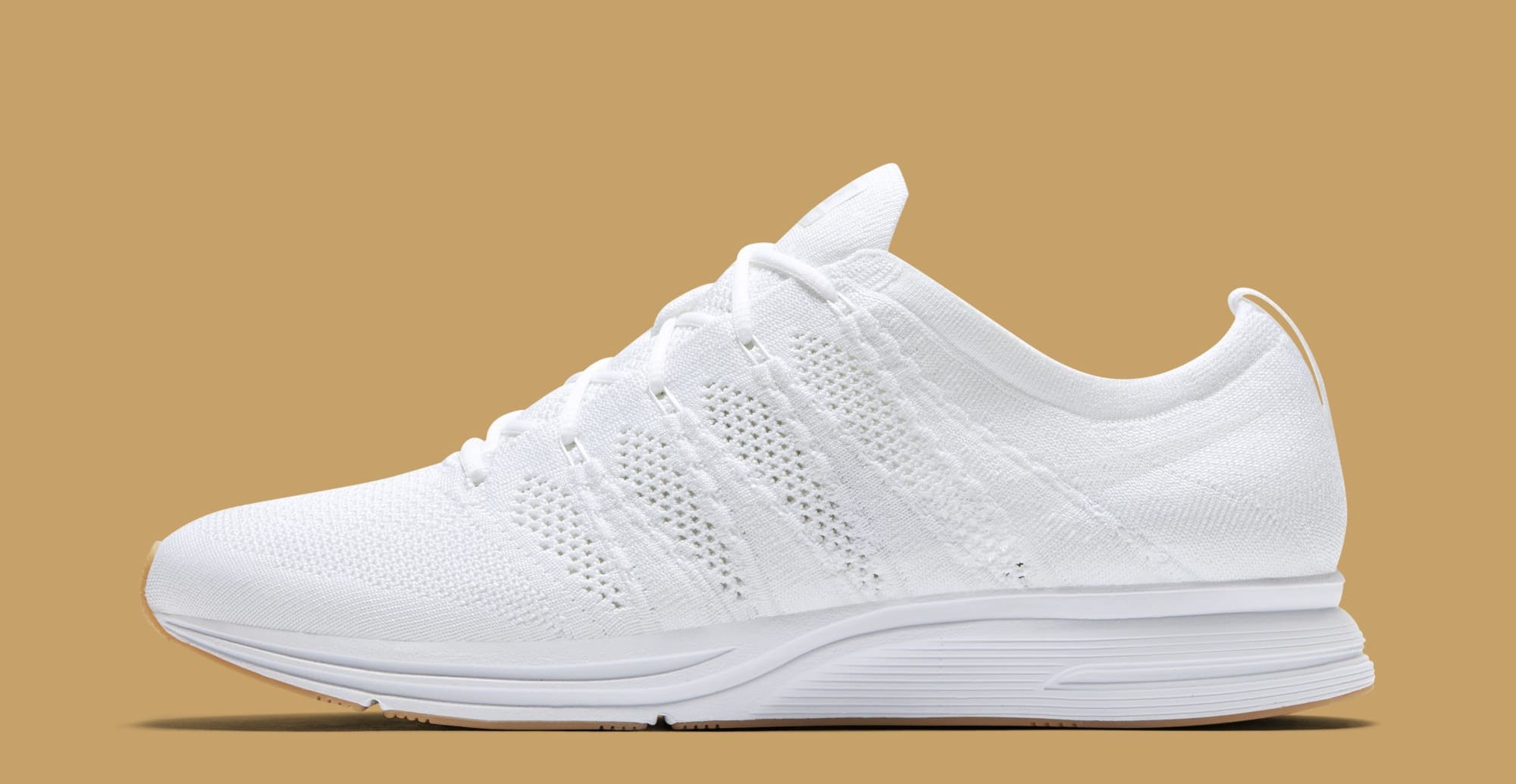 ed9d5fb232b2 ... purchase nike flyknit trainer white gum ah8396 102 lateral f8c73 62956