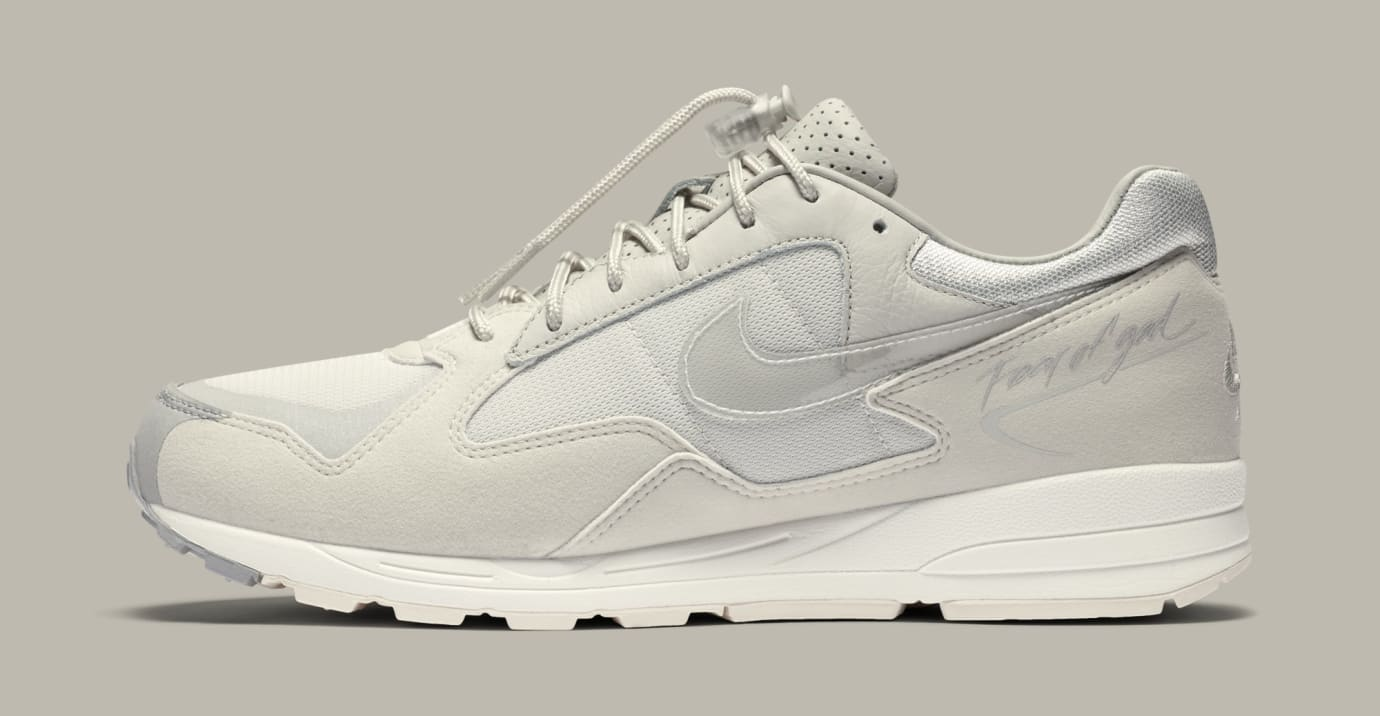 Fear of God x Nike Air Skylon 2 'Light Bone' BQ2752-003 (Lateral)