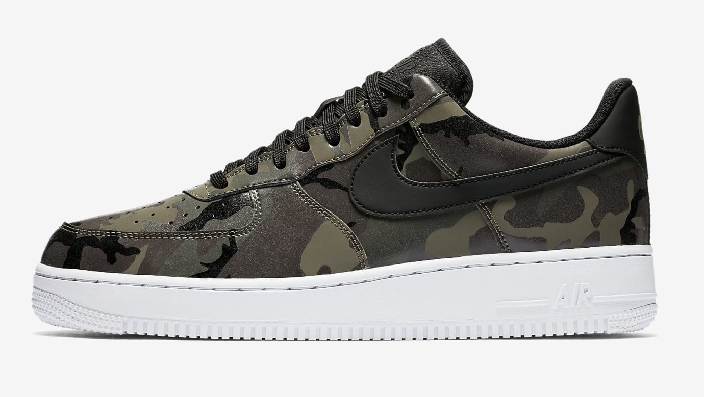 Nike Air Force 1 Low 'Country Camo' 823511-201 (Lateral)