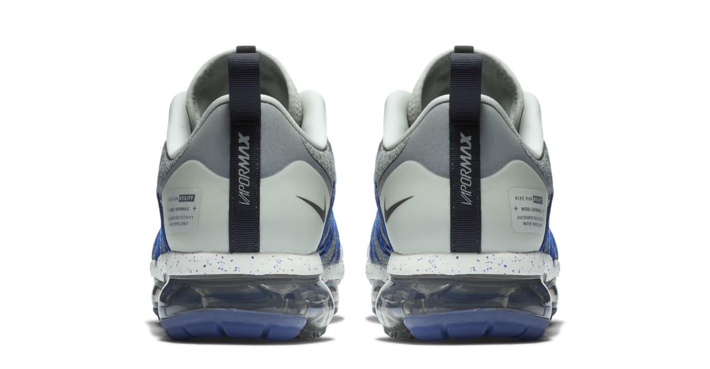 Nike Air VaporMax Run Utility 'Grey' (Heel)