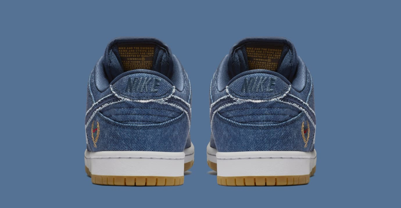 ab6d907e768 Image via Nike Nike SB Dunk Low  Biggie  883232-441 (Heel)