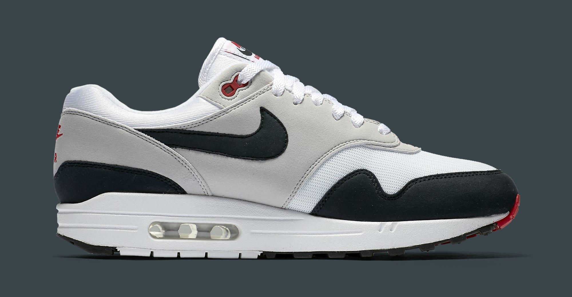 3c23bd5ebb ... Image via Nike Nike Air Max 1 Obsidian 908375-104 ...