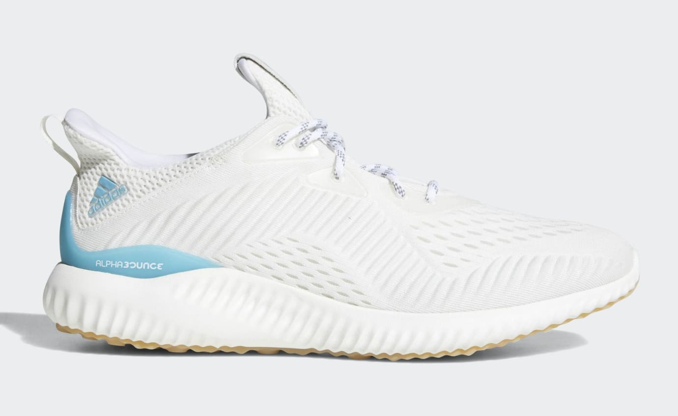 Parley x Adidas Alphabounce CQ0784 (Lateral)