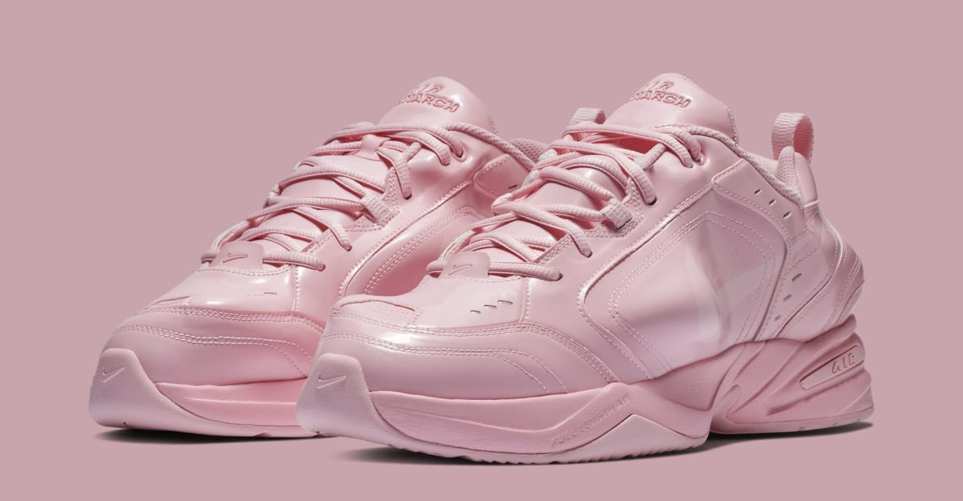 lowest price 3f042 b32f0 Martine Rose x Nike Air Monarch 4  Medium Soft Pink  AT3147-600 (