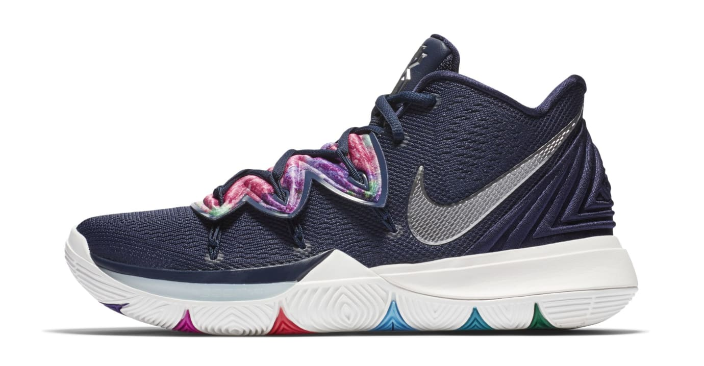 Nike Kyrie 5 'Multi-Color' (Lateral)