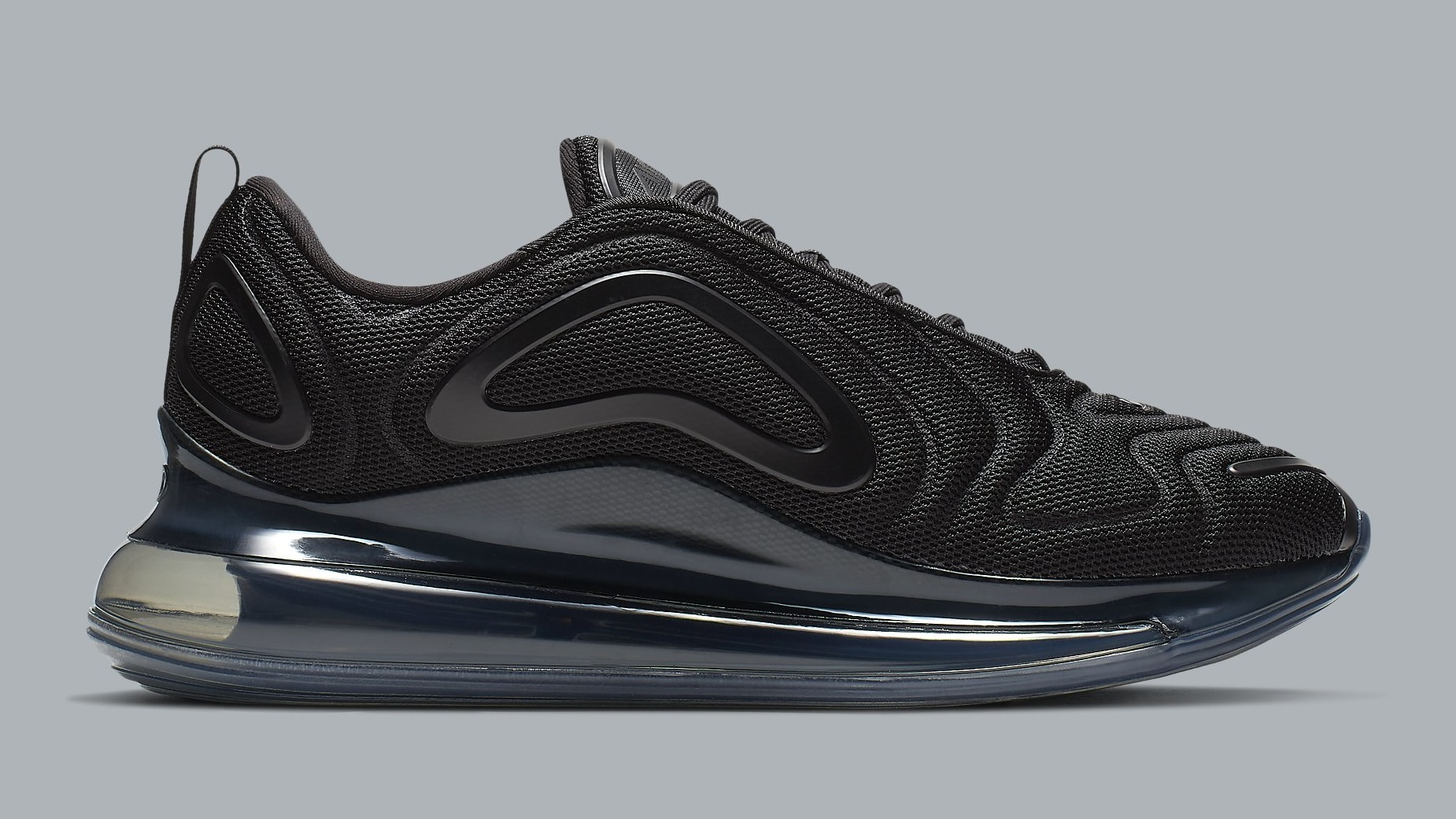 f2d679cf99 Nike Air Max 720 'Triple Black' Release Date AO2924-007 | Sole Collector